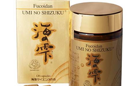 Sự khác biệt giữa Fucoidan Umi No Shizuku và King Fucoidan